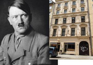Hitler bydlel ve 20. letech v domě židovského majitele.