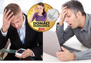 Poškodili jste služební mobil, notebok nebo i vůz? Může vám pomoci pojištění odpovědnosti zaměstnance. (Ilustrační foto)