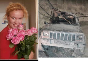 Tragédie na stavbě: Krásnou Marii (†25) zabilo neštěstí přímo v tunelu.