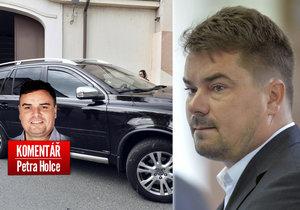 Lobbista Marek Dalík je volný. Komentátor Petr Holec se zamýšlí nad jeho kauzou.