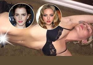 Hacker odhalil nahé fotky Miley Cyrus. Jde o stejného prevíta, který zveřejnil intimní snímky Emmy Watson a Amandy Seyfried.
