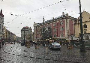 Počasí nebude přát ani koledníkům v Praze. Čekají nás zatažené a deštivé Velikonoce
