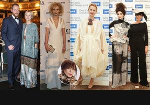 Františka vybrala nejlepší outfity března.