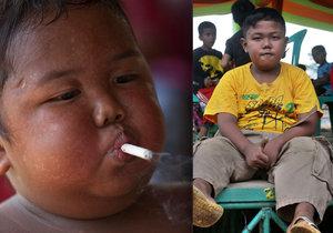Aldi dřív vykouřil 40 cigaret denně. Nyní se stal premiantem třídy.