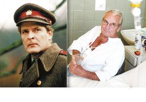 Vladimír Brabec strávil dlouhých 16 hodin na zemi bez pomoci.