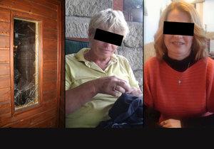 Kdo může za smrt matky s dcerou v sauně? Policie promluvila