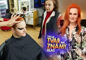 Iva Pazderková se opět převtělí do Pink.