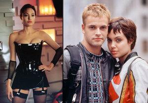 Angelina po rozchodu s Bradem randí se svým »ex«!