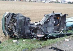Při tragické nehodě zahynula matka tří dětí.