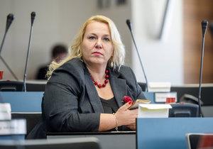 Klára Dostálová (ANO) rezignovala na post zastupitelky královéhradeckého kraje.