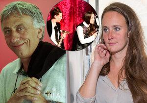 Expřítelkyně Anety Langerové je těhotná! Dítě čeká s o 35 let starším kameramanem!