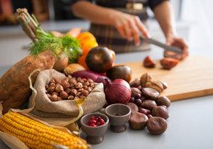 Příprava zdravého jídla