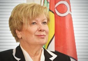 Jihočeskou hejtmankou se stane Ivana Stráská z ČSSD.