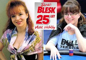 Životní peripetie bývalé moderátorky nováckých Televizních novin Kateřiny Kašparové: Zavraždili jí přítele a propadla karbanu!