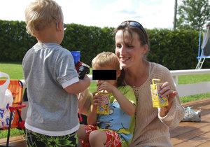 Eva Michaláková boj o syny nevzdává. Pociťuje však bezmoc.