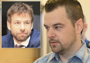 Ministr spravedlnosti Robert Pelikán se zastal Petra Kramného.