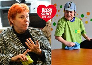 Ředitelka organizace Tamtamy Mirka Kroupová (56): Zaměstnáme postižené alespoň na 2 hodiny týdně!