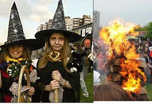 10 tipů, kam na pálení čarodějnic v Praze!
