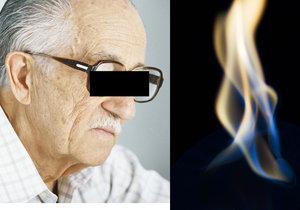 Důchodce se otrávil oxidem uhelnatým. Jeho manželka naštěstí přežila.