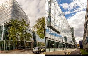 Nová budova ČVUT za 1,5 miliardy se slavnostně otevře v úterý.