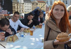 Tvarůžkový festival v Olomouci