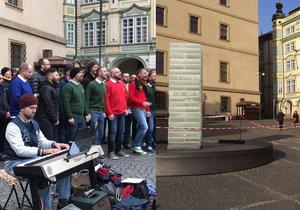 Jak žije Malostranské náměstí bez aut? Dvě akce měsíčně. Oživily ho i gay sbory
