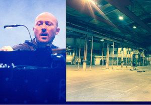 DJ Paul Kalkbrenner vystoupí v Praze.