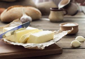 Kvalitní máslo poznáte už na první ochutnání!