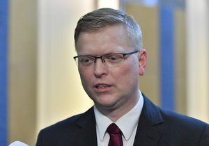 Český vicepremiér Bělobrádek se zúčastní sudetoněmeckého sjezdu.