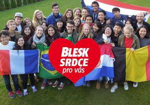 Organizace AFS Mezikulturní programy: Posílají studenty do světa na zkušenou!