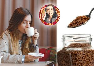 Velký test instantních káv