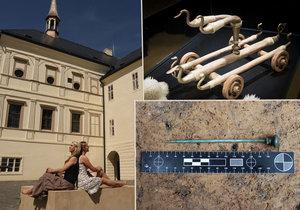 Zámek Svijany je plný starodávných pokladů!