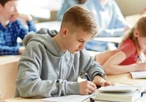 Přijímací zkoušky na střední školu