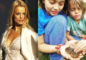 Helena Houdová má doma akčního kocoura, který jí domů nosí živá zvířátka.