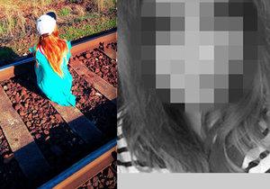 Další sebevražda u Mlékojed? Terezka (†18) psala o svém utrpení na sociálních sítích.