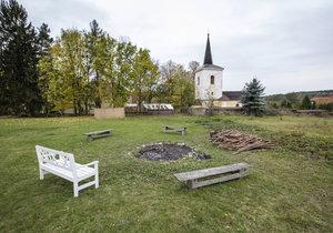 Proměna zahrady patřící dětskému hospicu Klíček