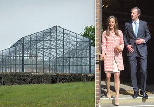 Pippa Middleton bude mít vskutku královskou svatbu za 11 milionů! Jen šaty stojí 1,2 milionu korun!