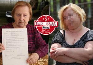 Magdaléna Formánková byt dceři darovala. Zpět už ho nejspíš nedostane.