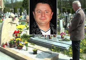 Ladislav Muk vzpomíná na syna.