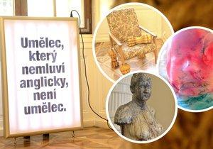 Prague NOW: Přes čtyřicet neotřelých umělců vystavuje v Praze
