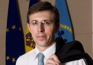 Dorin Chirtoaca, kišiněvského starostu zatkla policie.