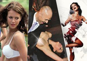 Andrea Kerestešová ukazovala bujný dekolt v Rafťácích i v sexy reklamě a za to ji odsoudila rodina i známí.