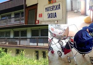 Opuštěná školka v Holešovicích nefunguje 10 let, uvnitř zůstalo prakticky všechno.
