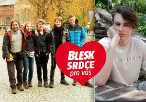 Třetí »syn« je z Maďarska: Kostkanovi z Prahy se zapojili do AFS Mezikulturních programů