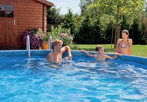 Bazén z řady AZURO VARIO