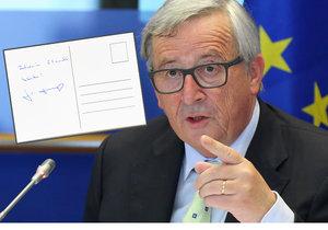 Předseda Evropské komise Jean-Claude Juncker poskytl Blesku rozhovor.