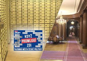 Když promluví zdi: Které ministerstvo se může pochlubit vlastním bankovním trezorem?