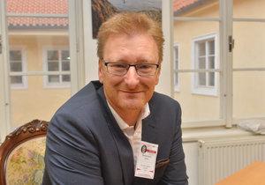 Poslanec Marek Černoch