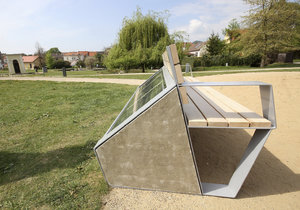 Chytré lavičky spadají do konceptu takzvaných Smart Cities.