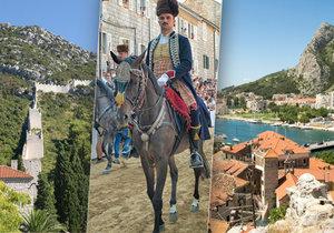 Chorvatsko má cestovatelům co nabídnout.